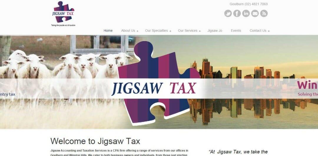 Jigsaw Tax