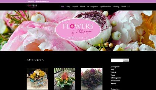 Flowers by Sharryn