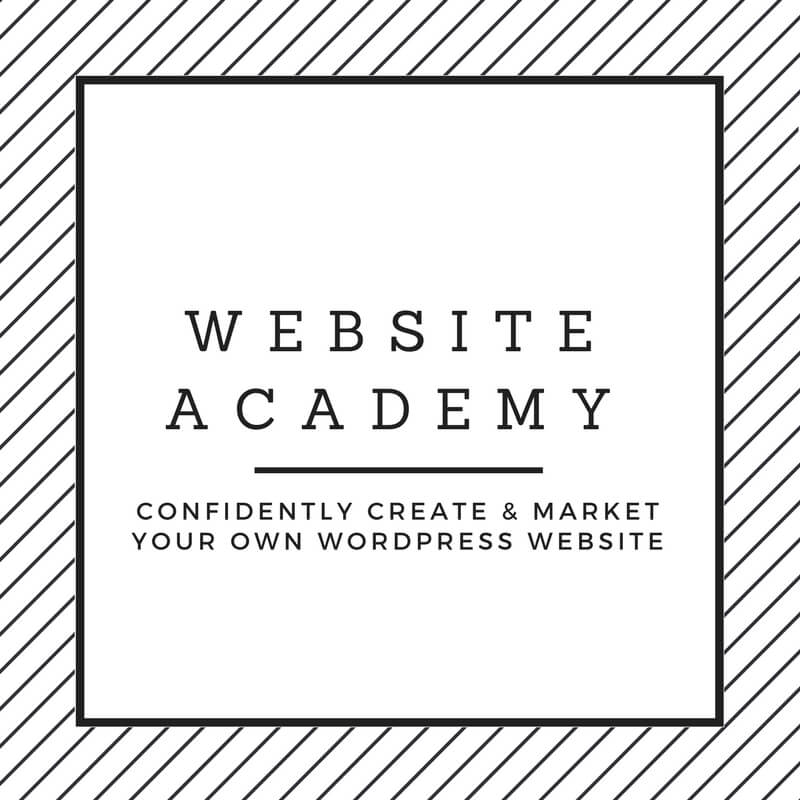 DIY Website Course
