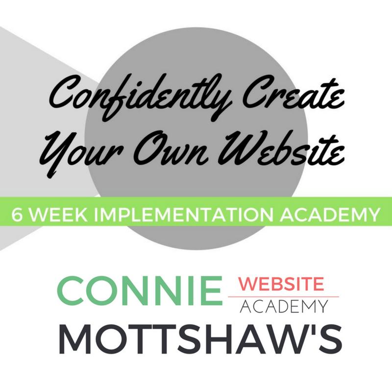 DIY Website Course